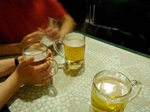 beers @ El Pescador