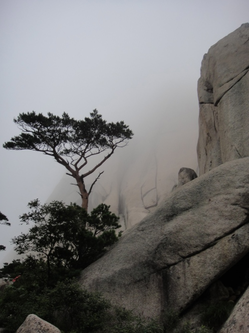 Base of Ulsanbawi Peak