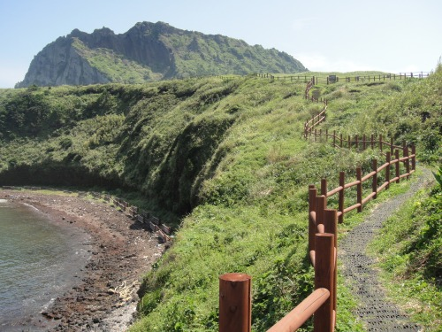 Path to Sunrise Peak