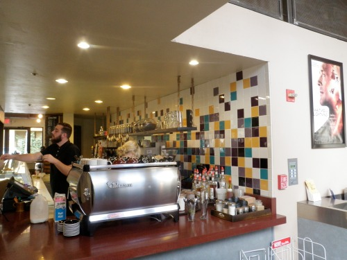 Café Lumiere, I believe