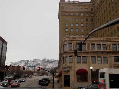 Ben Lomond hotel, Ogden, UT
