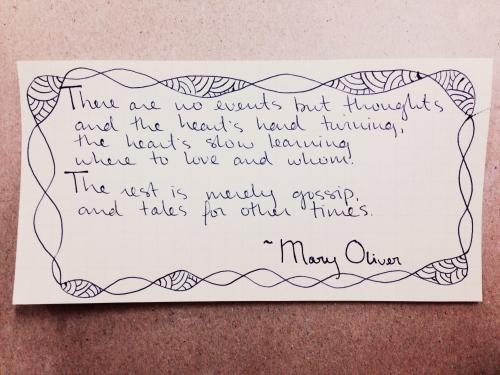 Mary O. Has My Heart