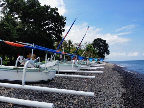 Amed Beach, Bali, December 2014