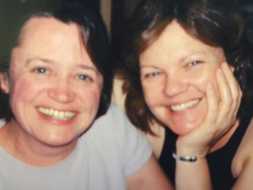 Beth & Mom